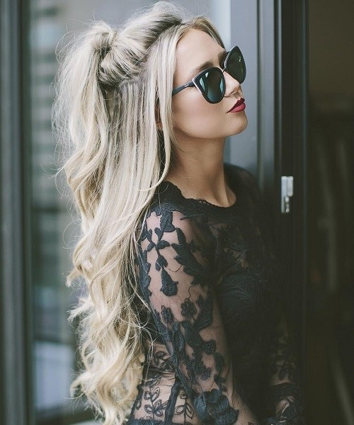 straight hairstyles curly hair 3 - Straight Hairstyles 2018