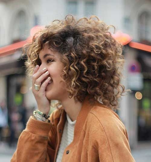 best haircuts for short curly hair 1 - Best Haircuts for Short Curly Hair