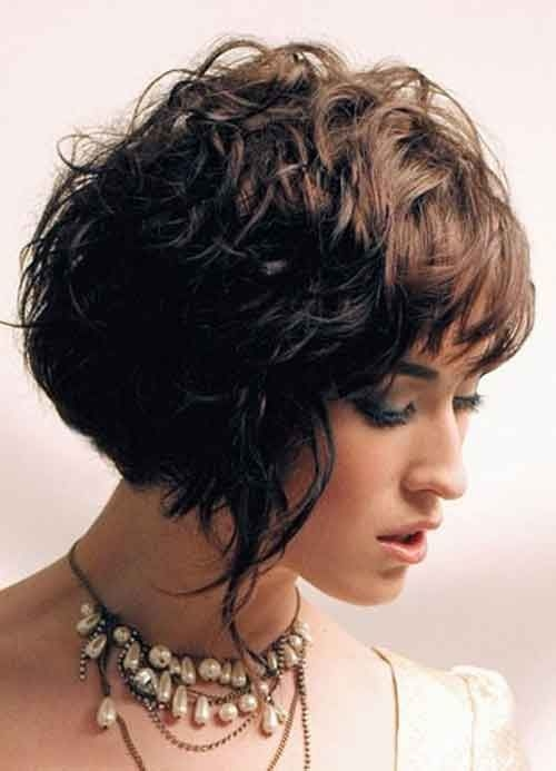 best haircuts for short curly hair 2 - Best Haircuts for Short Curly Hair