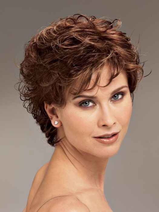 best haircuts for short curly hair 4 - Best Haircuts for Short Curly Hair