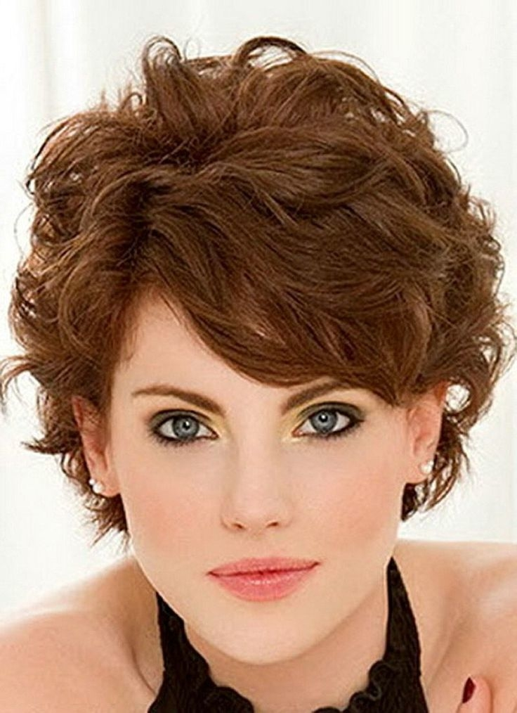 best haircuts for short curly hair 8 - Best Haircuts for Short Curly Hair
