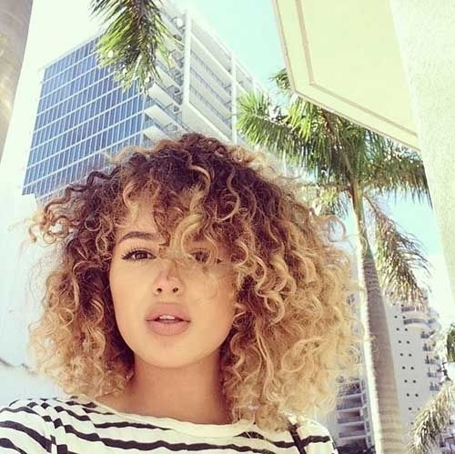 haircut ideas for curly hair 12 - Haircut Ideas for Curly Hair