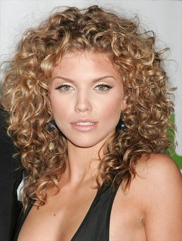 Haircuts For Curly Frizzy Hair Best Curly Hairstyles