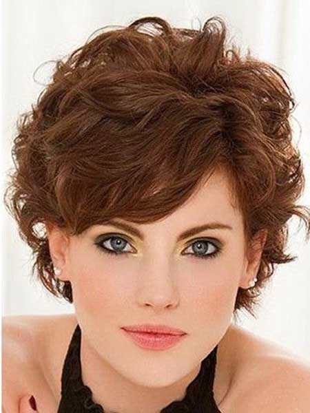 Haircuts for Curly Frizzy Hair - Best Curly Hairstyles