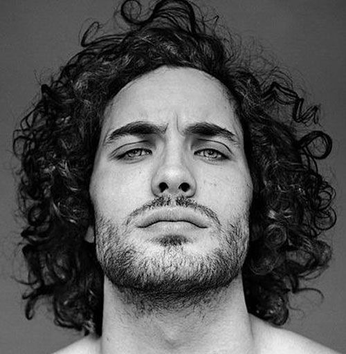 haircuts for people with curly hair - Haircuts for People With Curly Hair