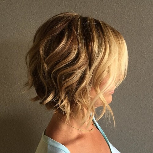 haircuts for wavy curly hair 10 - Haircuts For Wavy Curly Hair