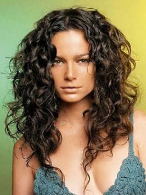 haircuts for wavy curly hair 14 - Haircuts For Wavy Curly Hair