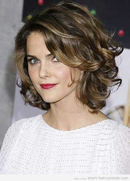 haircuts for wavy curly hair 15 - Haircuts For Wavy Curly Hair