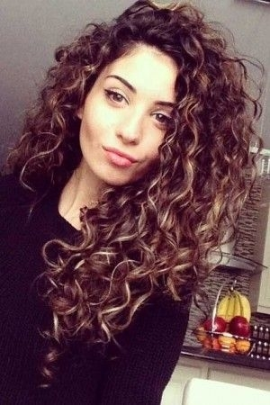 hairdos for curly hair 13 - Hairdos for Curly Hair