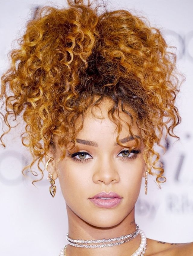 natural curly hair hairstyles 3 - Natural Curly Hair Hairstyles