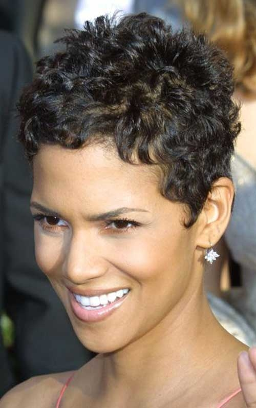natural curly short hairstyles 1 - Natural Curly Short Hairstyles