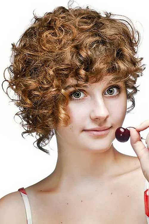 natural curly short hairstyles 10 - Natural Curly Short Hairstyles