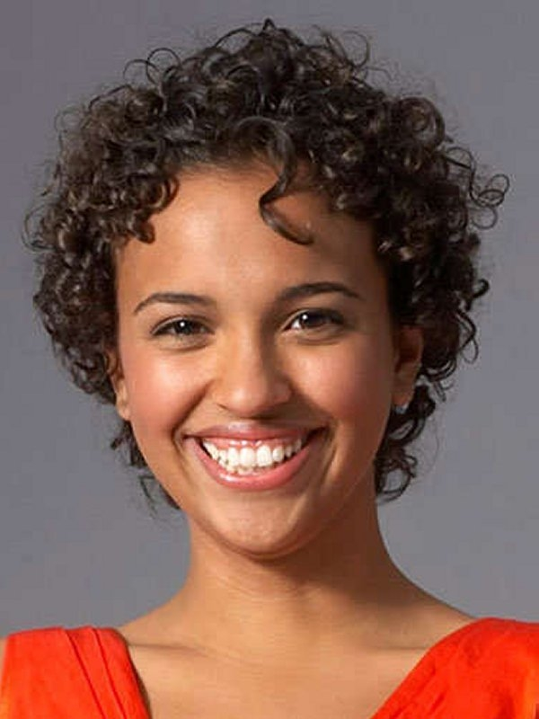 natural curly short hairstyles 4 - Natural Curly Short Hairstyles