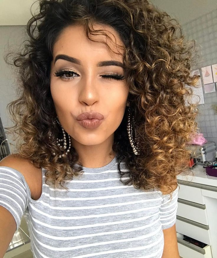 natural curly short hairstyles 6 - Natural Curly Short Hairstyles