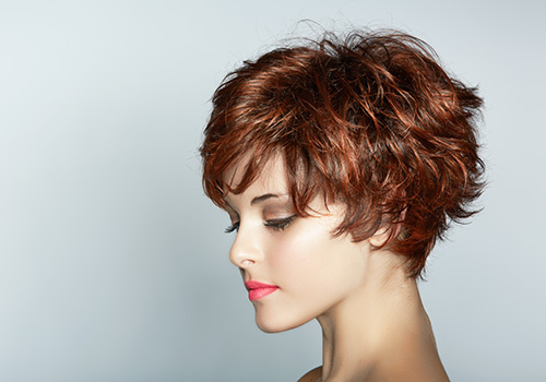 short haircuts with curly hair 10 - Short Haircuts With Curly Hair