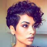 short haircuts with curly hair 11 150x150 - Short Haircuts With Curly Hair