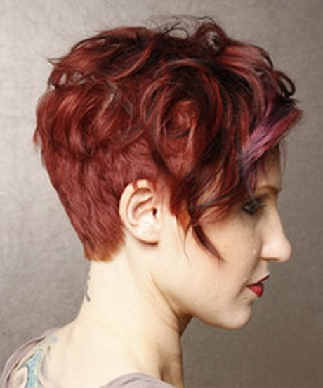 short haircuts with curly hair 13 - Short Haircuts With Curly Hair