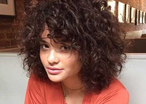 short haircuts with curly hair 4 - Short Haircuts With Curly Hair