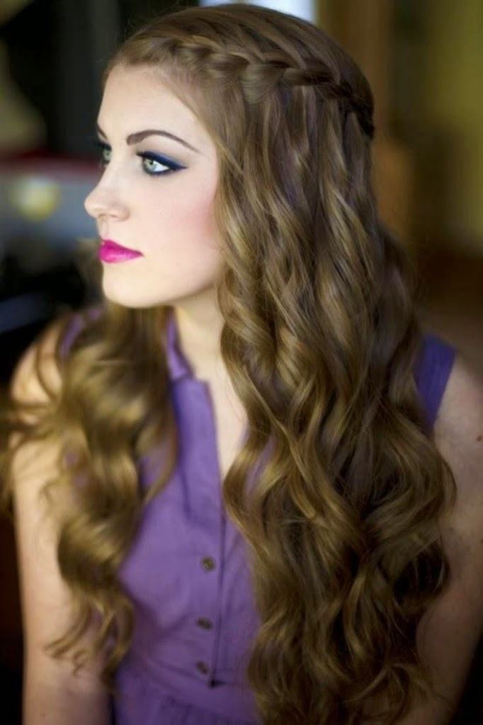 Different Hairstyles for Curly Hair - Best Curly Hairstyles
