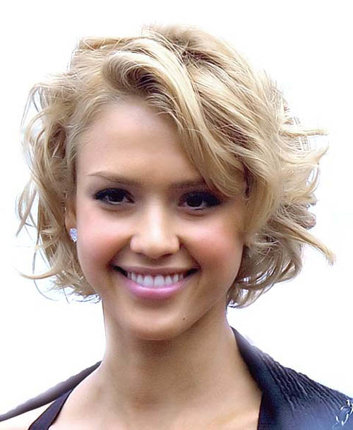 womens short curly haircuts 10 - Women's Short Curly Haircuts