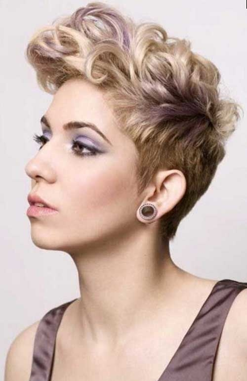 womens short curly haircuts 3 - Women's Short Curly Haircuts