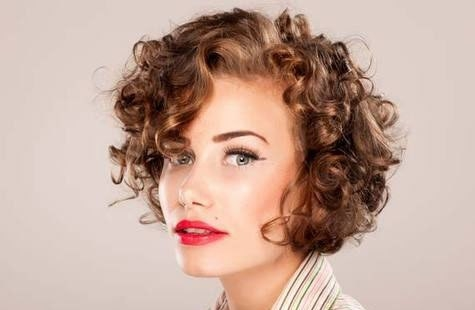 womens short curly haircuts 4 - Women's Short Curly Haircuts