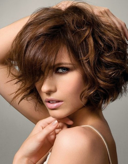 womens short curly haircuts 8 - Women's Short Curly Haircuts