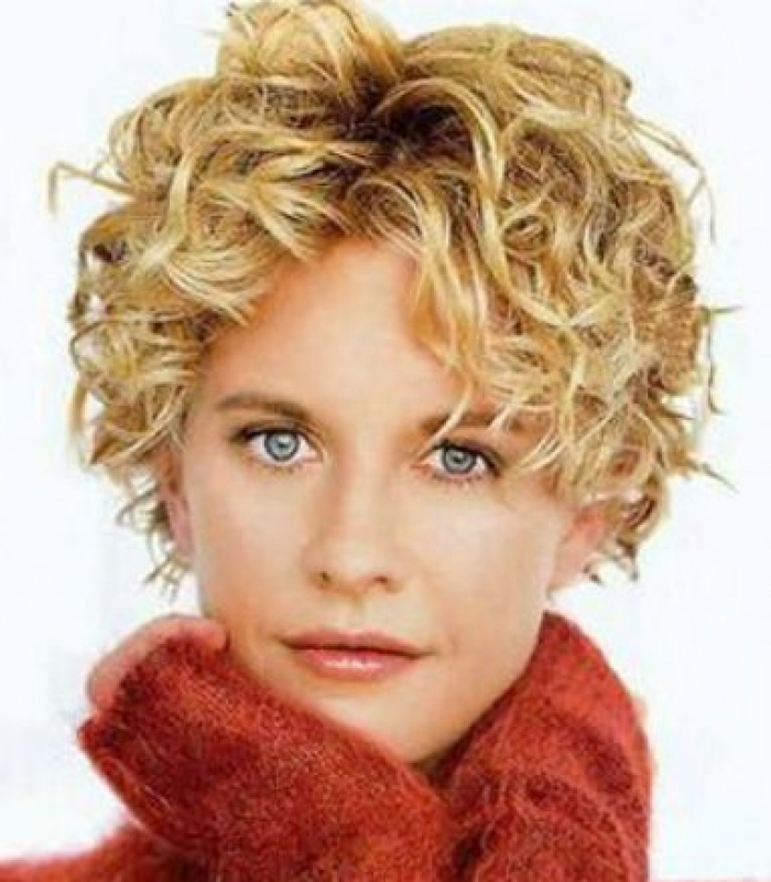 womens short curly haircuts 9 - Women's Short Curly Haircuts