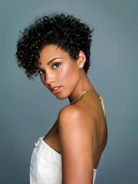 womens short curly haircuts - Women's Short Curly Haircuts