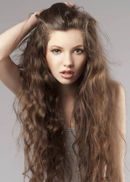 best long curly hairstyles 5 - Best Long Curly Hairstyles 2018