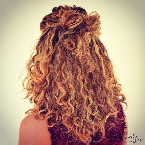curly wavy hairstyles - Curly Wavy Hairstyles