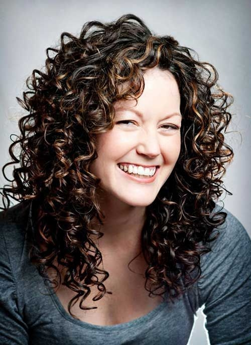 haircuts for curly hair 2018 1 - Haircuts For Curly Hair