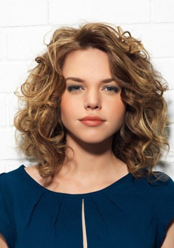 haircuts for curly hair 2018 4 - Haircuts For Curly Hair