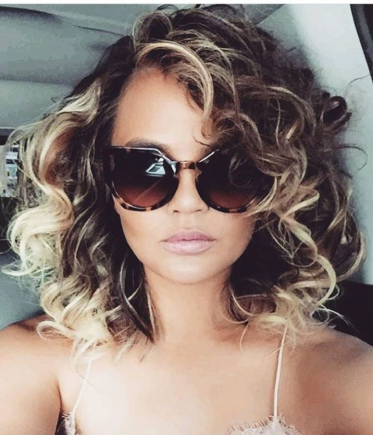 Haircuts For Curly Hair 2018 - Best Curly Hairstyles