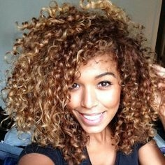 hairstyles for naturally curly hair 1 - Hairstyles For Naturally Curly Hair