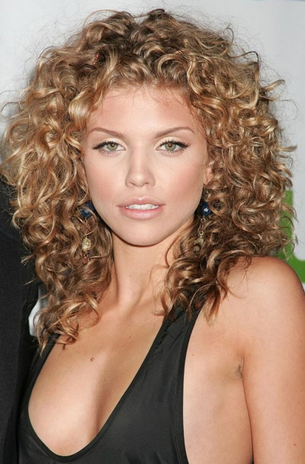 hairstyles for naturally curly hair - Hairstyles For Naturally Curly Hair