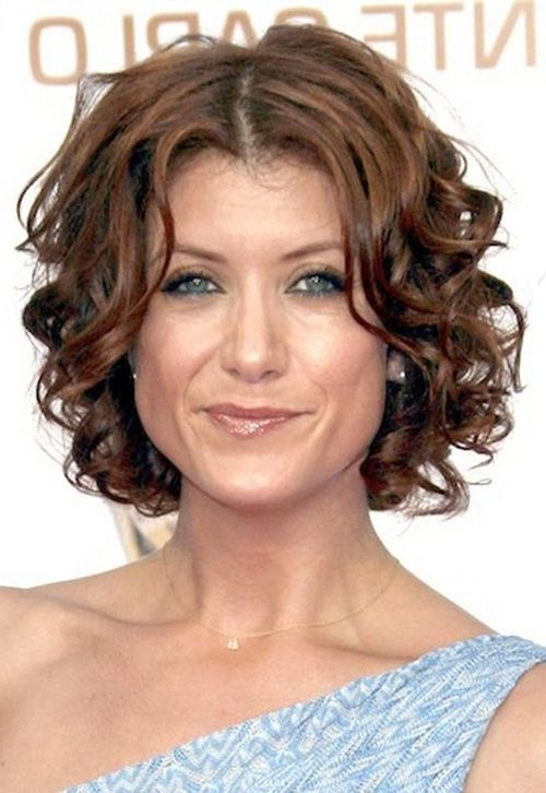 hairstyles for short curly hair 5 - Hairstyles For Short Curly Hair