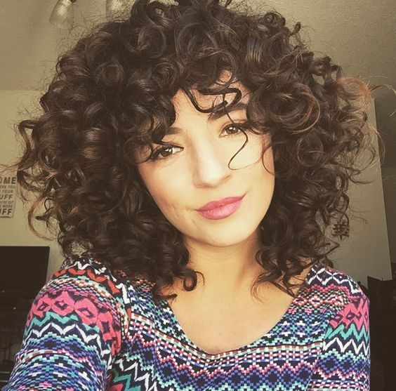 hairstyles for short curly hair 6 - Hairstyles For Short Curly Hair