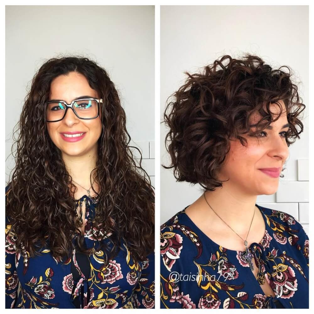 hairstyles for short curly hair 9 - Hairstyles For Short Curly Hair