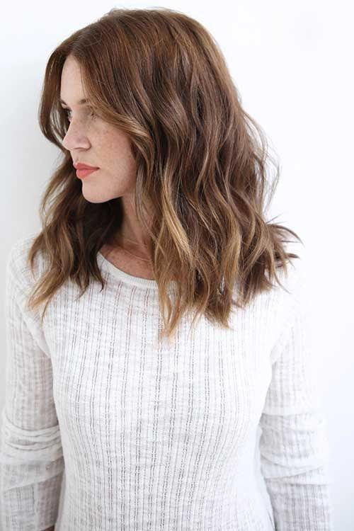 hairstyles for wavy hair 4 - Hairstyles For Wavy Hair