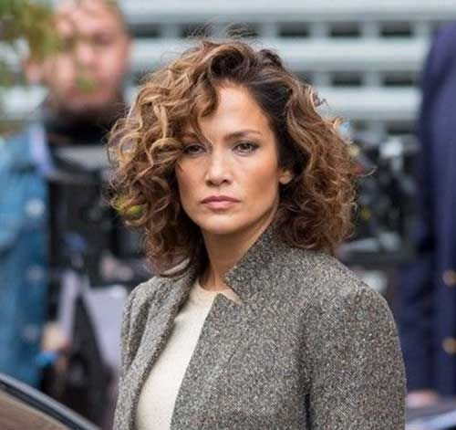 short curly hair 1 - Short Curly Hairstyles