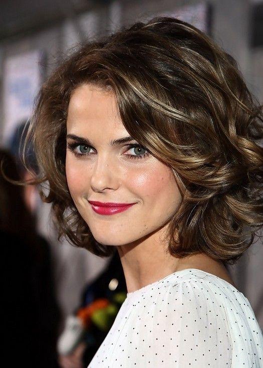 short curly hair 3 - Short Curly Hairstyles
