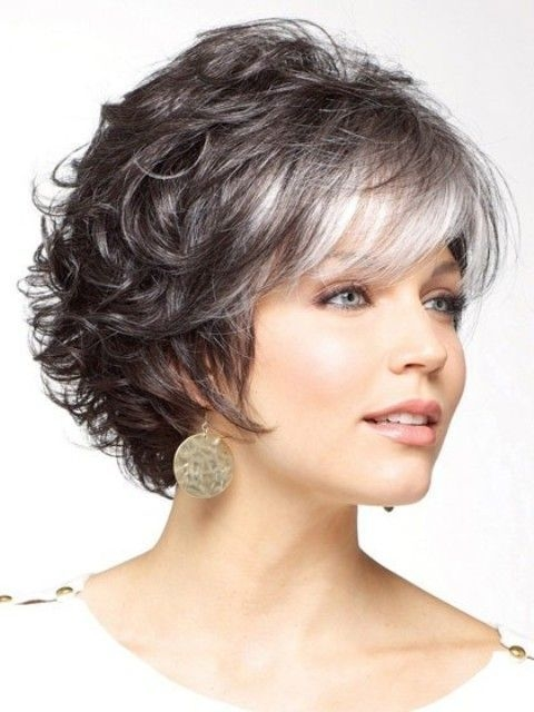 short haircuts for curly hair 8 - Short Haircuts For Curly Hair